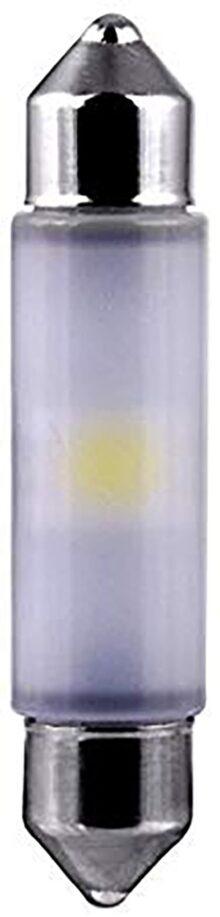 PHILIPS Xenon HID - Foco para Faros Delanteros, 43MM LED, Blanco Brillante, 43 Millimeter
