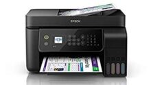 Epson Multifuncional L5190 Ecotank Tinta Continua Wi-fi