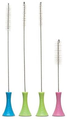 Munchkin - Juego de cepillos de limpieza (1 unidad)