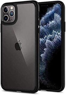 Funda iPhone 11 Pro Case Spigen Ultra Hybrid para Apple iPhone 11 Pro (2019) - Matte Black