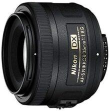 Nikon AF-S  DX Nikkor lens 35mm f/1.8G