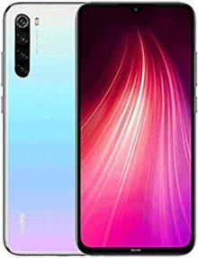 "Xiaomi Redmi Note 8, 32GB/3GB RAM 6.3"" FHD+ Display Snapdragon 665, Dual SIM Version Global Desbloqueado (Moonlight White)"