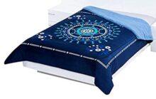 Colchas Concord Suzani Cobertor Borrega Suzani King Size