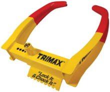 Trimax TCL65 - Candado para Rueda