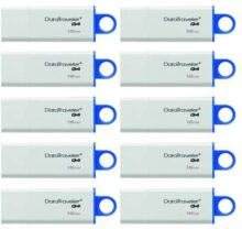 (Kit 10 Piezas) Kingston Technology DTIG4 Unidad USB 3.0, 16GB