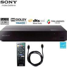 Sony BDPS1700 - Reproductor de BLU-Ray con Cable HDMI de Alta Velocidad (1,8 m)