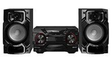Panasonic SC-AKX220 - Minisistema de sonido, color Negro