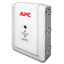 APC P6W 6 Outlets 120V Surge Arrest Power Distribution Unit