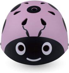 lanova - Casco de Bicicleta para niños con Certificado CPSC Ajustable de niño a niño (Edad 3 a 8) 11 Rejillas de ventilación y Seguridad para niños, Patinaje de Ciclismo, Patinete, etc.