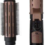 Conair Cepillo de aire caliente y tenaza rizadora airecare 2 en 1 cd160rges mx Negro