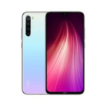 Xiaomi Redmi Note 8 (64 GB, 4 GB) visualización de 6,3 pulgadas, Snapdragon 665, cámara Quad de 48 MP, Blanco (Moonlight White), 64GB, DESBLOQUEADO, NO DUAL SIM