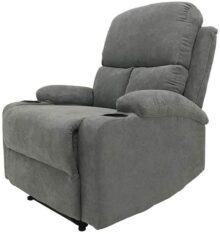 Cosmobel Sillon Reclinable Brady (Gris)