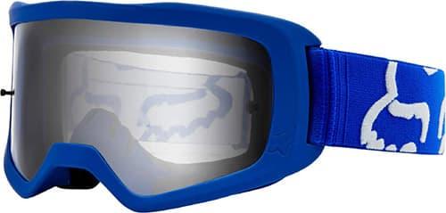 Fox Racing 2020 Main II - Lentes de esquí, Azul, Una talla
