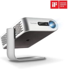 Viewsonic: Proyector M1+ LED WVGA ultraportátil de 300 lúmenes con bocinas Harman Kardon integradas