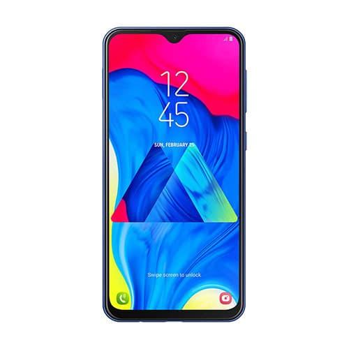 Smartphone Samsung Galaxy M10 - 2GB + 16GB - Color Azul