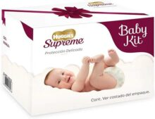 Huggies Supreme Baby Kit Set de Regalo para Bebé,
