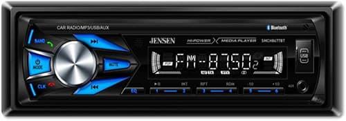 Jensen Autoestéreo SMCH8677BT Negro