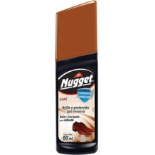 Nugget Cera Líquida, 60ml, color Café