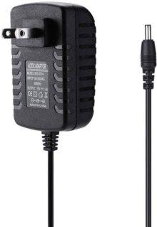 Yosoo Adaptador de Corriente de 15V para Amazon Echo/Fire TV (2da generaci¨®n), [Protecci¨®n contra sobrecarga de Cortocircuito] 6.7 pies 21W 1.4A Adaptador de CA de Repuesto