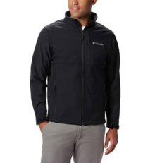 Columbia Ascender Softshell Chamarra para Hombre