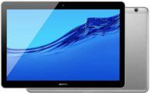 Huawei MediaPad T3 10 - Tablet Wi-Fi, 9.6 pulgadas, Qualcomm MSM8917 1.4 Ghz, 2GB RAM, 16GB ROM, Android 7 Marshmallow, Gris Espacial - Negro