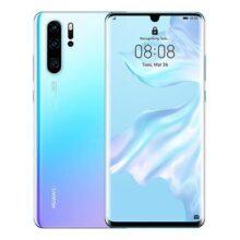 """Huawei P30 Pro - Smartphone 6.47"""" FHD+, 40MP Leica Quad Camera, 256 GB / 8 GB, Desbloqueado - Piedra de Luna"""