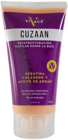 Colágeno, Keratina y aceite de Argán (CUZAAN) para el cabello 150 ml