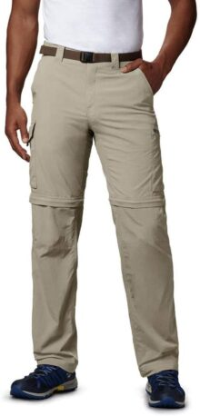 Columbia Men's Silver Ridge Convertible Pant- Pantalones para hombre