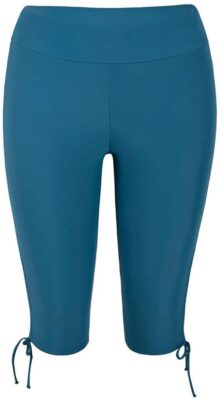 Hilor UPF50 + Pantalones Cortos Deportivos para Mujer, con cordón Lateral