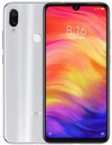 Xiaomi Redmi Note 7 Dual SIM 64GB 4GB RAM White