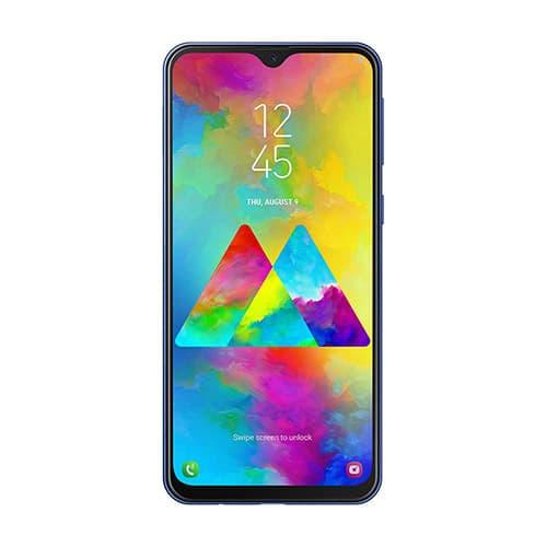 Smartphone Samsung Galaxy M20 - 3GB + 32GB - Color Azul