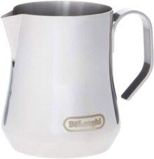 DeLonghi DLSC060 pieza ó accesorio para cafeteras Contenedor de leche - Filtro de café (Contenedor de leche, Acero inoxidable, Acero inoxidable, 350 ml, 1 pieza(s))