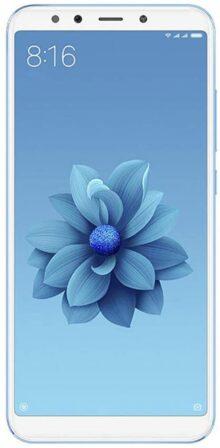 Xiaomi A2 64GB Azul Desbloqueado