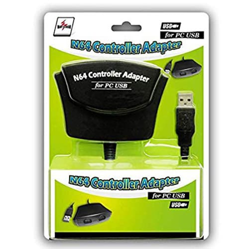 MAYFLASH NXN64-015 2 Ports Controller to PC USB Converter Adapter for N64