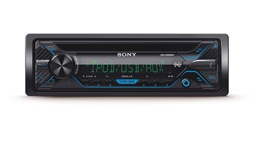 SONY CDX-G3200U Autoestereo Multimedia CD, USB, RADIO
