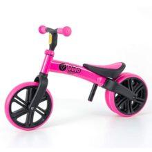 Yvolution Y Velo - Bicicleta de equilibrio infantil sin pedal, para niños de 18 meses a 4 años