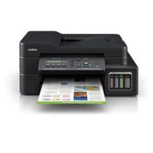 Brother DCPT710W Impresora Multifunción de Tinta Inalámbrico, Negro 27 PPM, Color 23 PPM