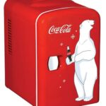 Coca-Cola Koolatron KWC-4 Rojo Portátil Mini Enfriador