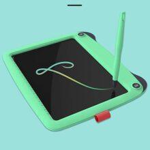 Fitfirst Tableta de Escritura Color LCD 9 Pulgadas, Tablet Escritura Pantalla Colorido Infantil, Portátil Tableta de Grafica Dibujo para Niños Adecuada para el Hogar, Escuela, Oficina, Sala de Arte