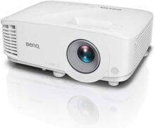 Proyector BenQ SVGA 3600 Lúmenes para Oficina ( MS550 ), DLP, 800x600, Alta Brillantez,  Alto Contraste20000:1, Dual HDMI, VGA, Corrección Trapezoidal, Configuración Simple, Tecnología SmartEco