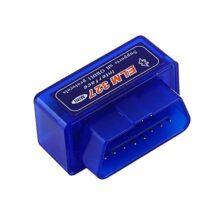 Redlemon Escáner Automotriz OBD2 Universal con Conexión Bluetooth para Smartphone, Laptop y PC, Verifica el Estado del Motor, Combustible, Problemas en el Chasis y Códigos de Error