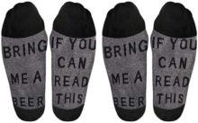 Tmflexe Novedad Calcetines de algodón No Molestar Calcetines Calcetines Suaves Unisex Regalos Divertidos para Hombres Mujeres Jugadores