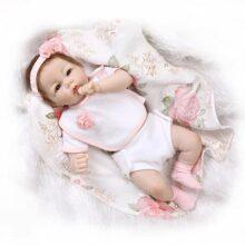 """TERABITHIA 22 """"Lindos Interative Real Realista Reborn Baby Dolls"""
