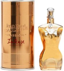 Jean Paul Gaultier Classique Intense Spray for Women, 3.3 Ounce