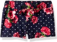 Instagirl Pantalón Corto de Punto Suave. Pantalones Cortos para Niñas