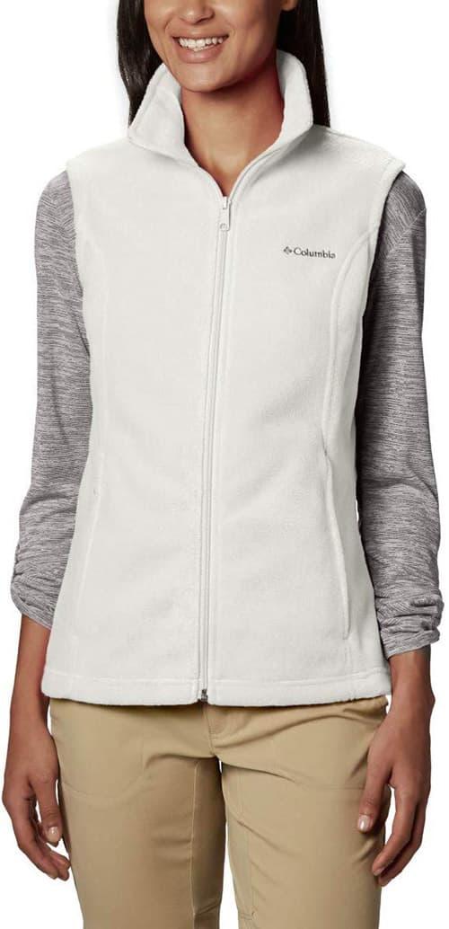 Columbia- Chaleco de lana, para mujer