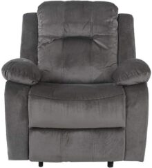 Duca Sillon Reclinable Reposet Electrico Cloe Cosmo (Gris)