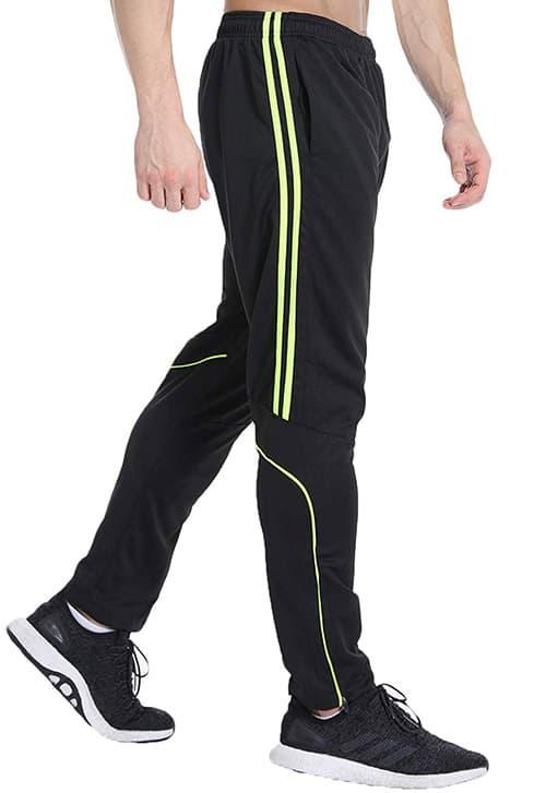 FITTOO Pantalones Deportivos para Hombre Mallas de Fitness Elásticos y Transpirables