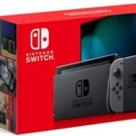 Nintendo Consola Switch Gris 32GB Version 1.1 - Standard Edition