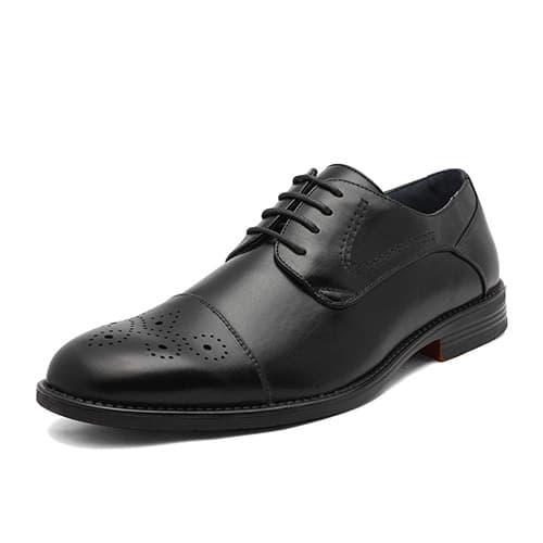 Bruno Marc Zapatos Formales para Hombre Oxford de Vestir